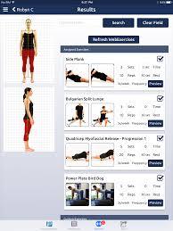 Corrective Exercise Program