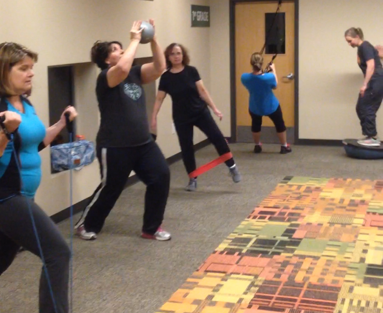 Time For Change Fitness Group Circuit