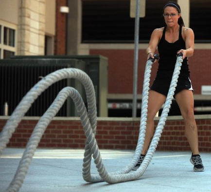 Benefits of Battle Ropes and Kettlebells, Plus My Top ...