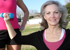women's fitness specialist