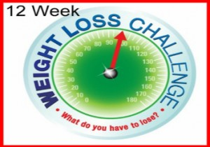 12 Week Healthy Weight Loss Challange