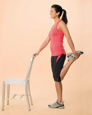 Corrective Stretching Exercise